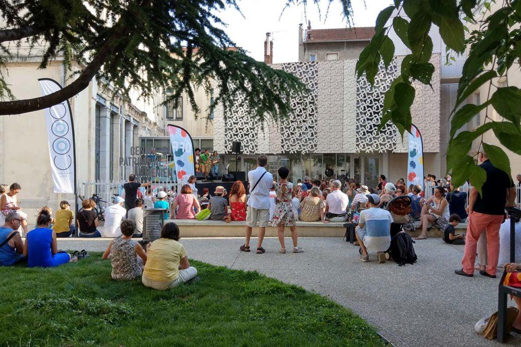 Concert au Centre du patrimoine arménien de Valence, 2019