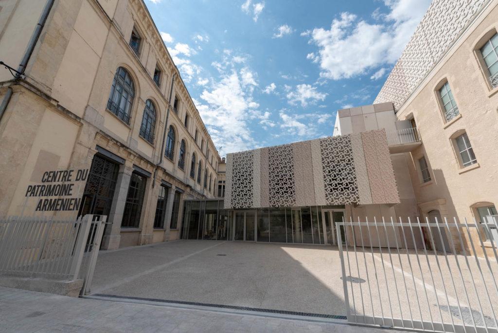 Le Cpa Centre du patrimoine arménien de Valence