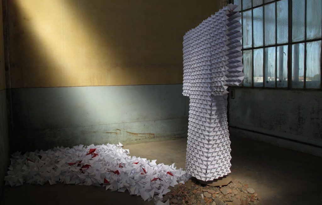 Kimono de Fréréric Jacques Huet, 2012 ©DR