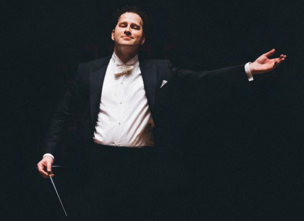 Nikolaj Szeps-Znaider, directeur musical de l'Orchestre national de Lyon © Auditorium - Orchestre national de Lyon