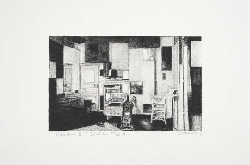 Collection V (intérieur Piet M.), 2013 ©Laurence Cathala