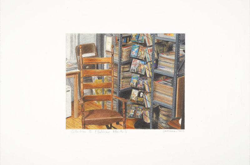 Collection VI (intérieur Allen.) 2013 ©Laurence Cathala