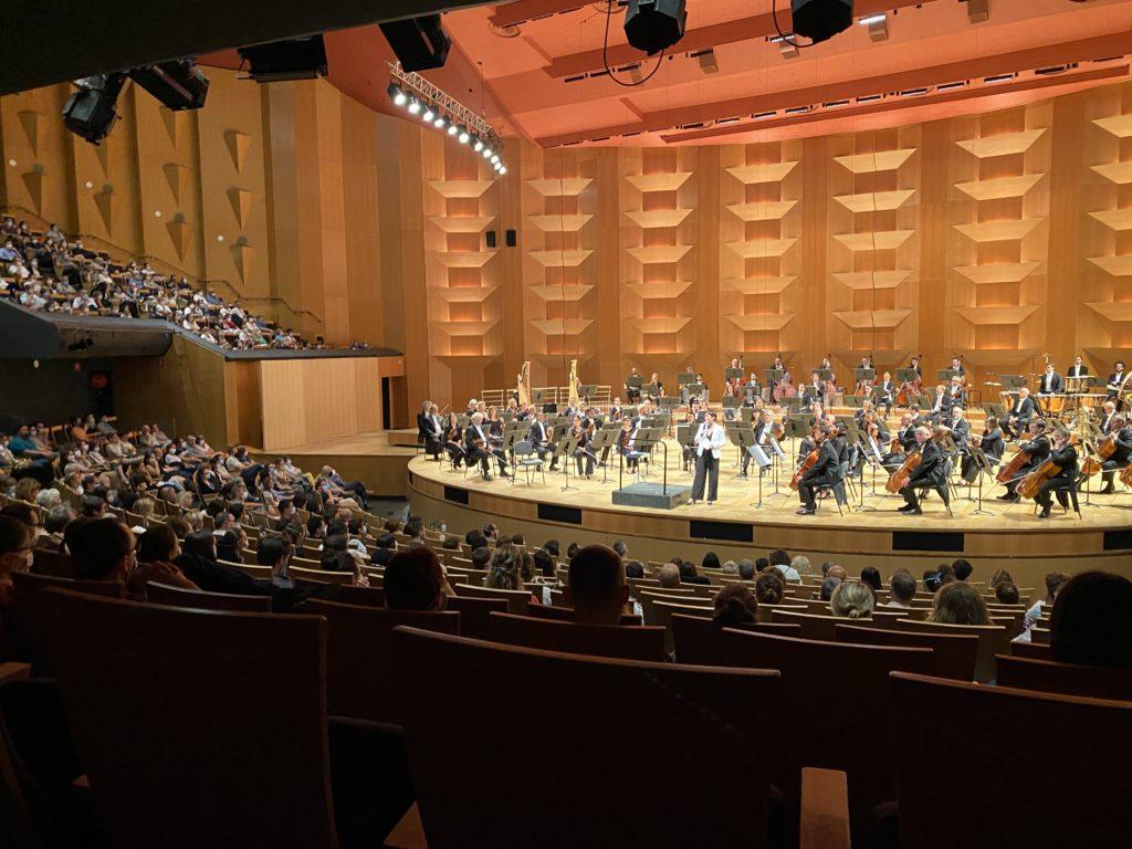 Concert de remerciement aux soignants © Auditorium Orchestre national de Lyon