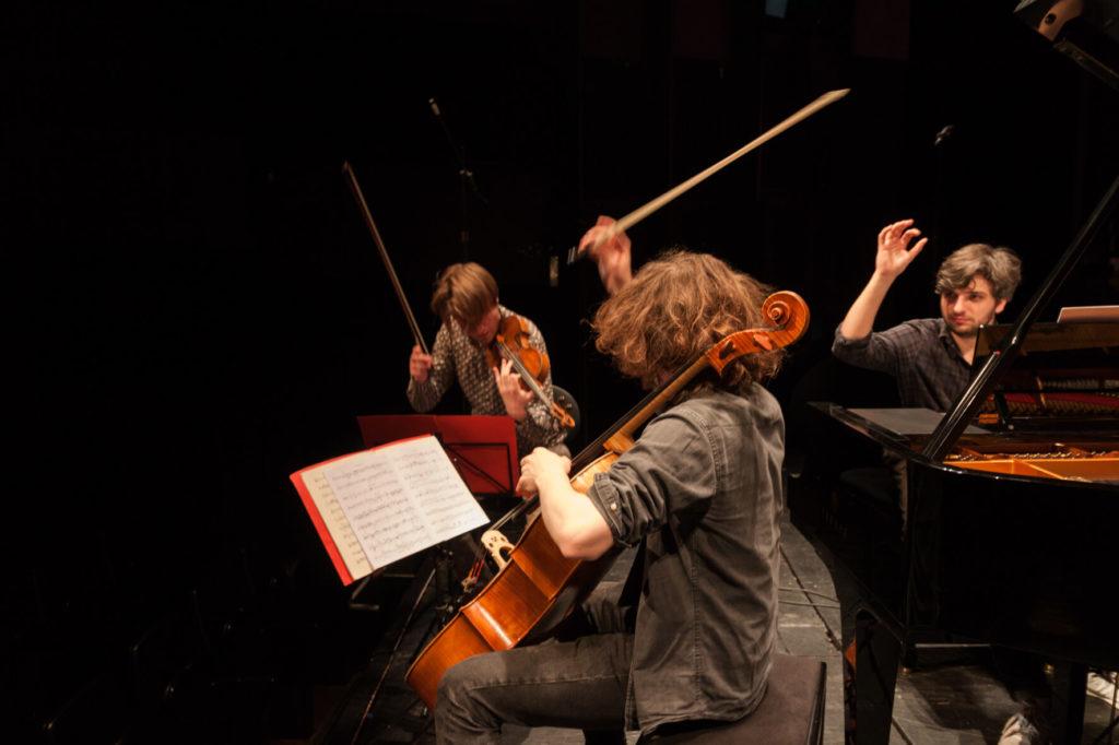 Trio Messiaen Levée - 1er prix - Crédit photo Tomy Henrion
