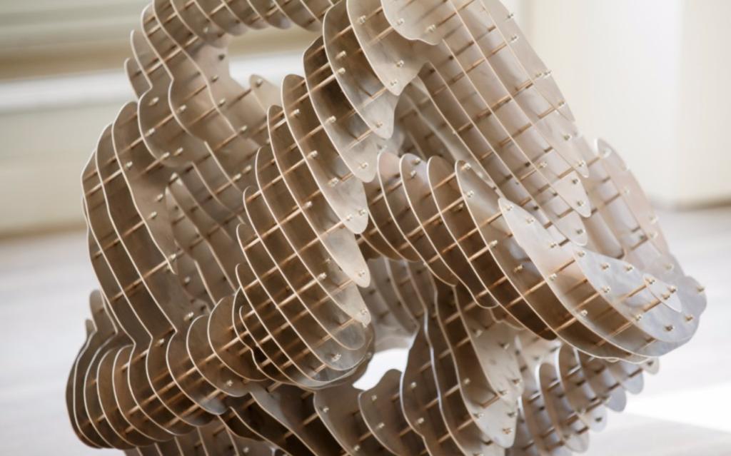Vue de l'exposition Les formes de la sculpture (détails), 2015 ©C.Capelle-Tourn