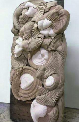 Vue de l'exposition, Monuments aux mains, 2012 ©Jérémy Gobé