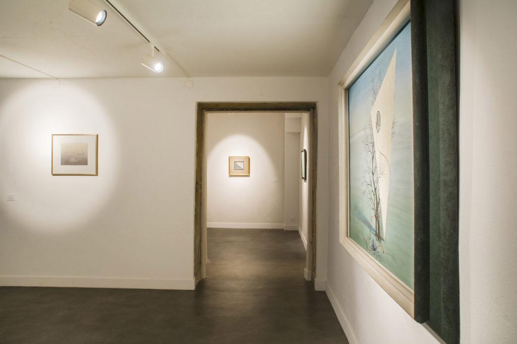 Vue d'exposition, Léon Tutundjian, 2019 © Fondation Bullukian - PR