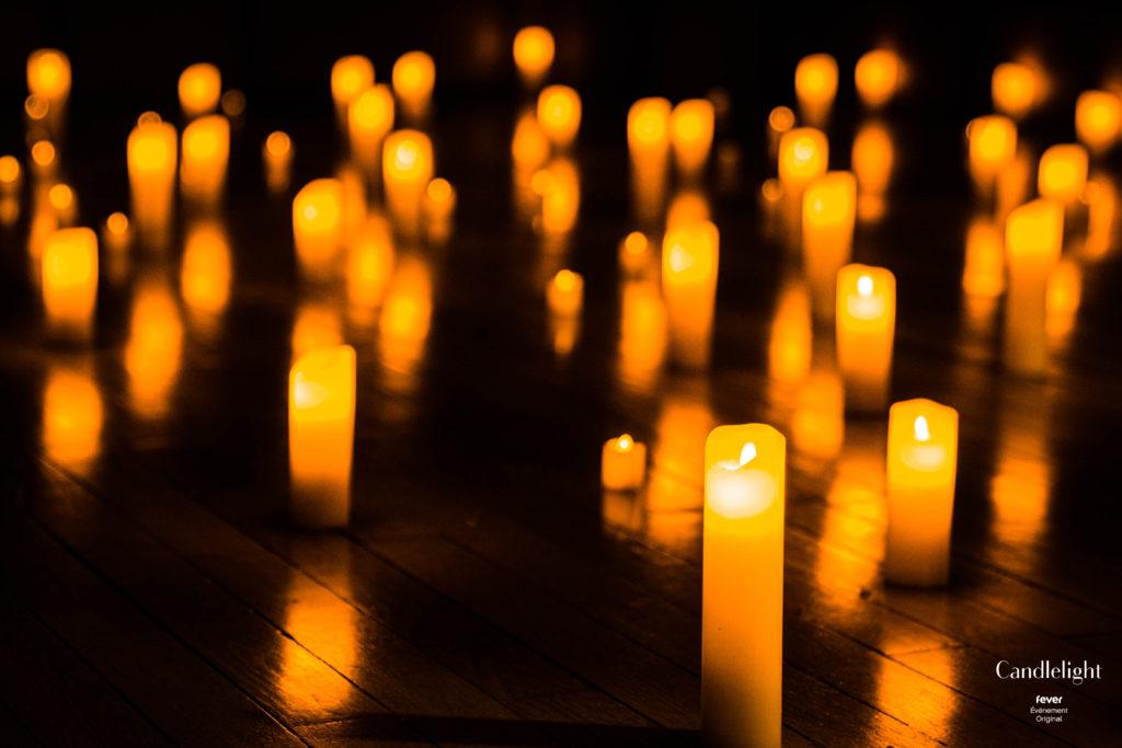 Concerts à la bougie Candlelight Fever à la Fondation Bullukian Lyon
