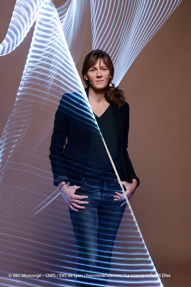 Celine Chevalier, Ingénieure de recherche en nanotechnologies