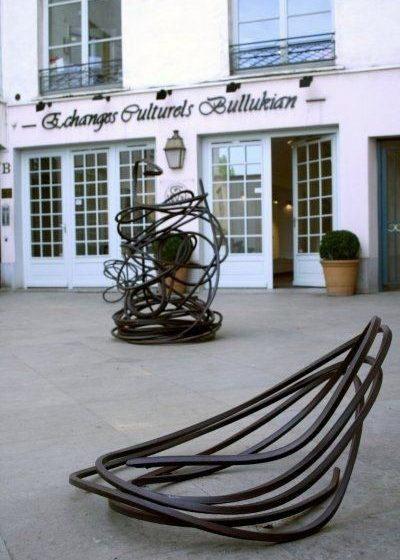 Installation, Markus F.Strieder, 2012 ©DR
