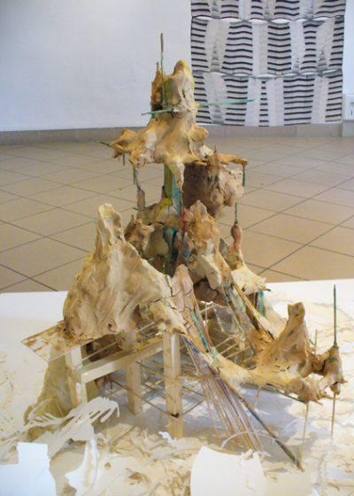 Matt Coco, Fantômes #2, installation, 2012