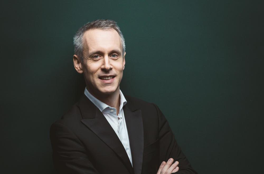 Portrait Sébastien Daucé