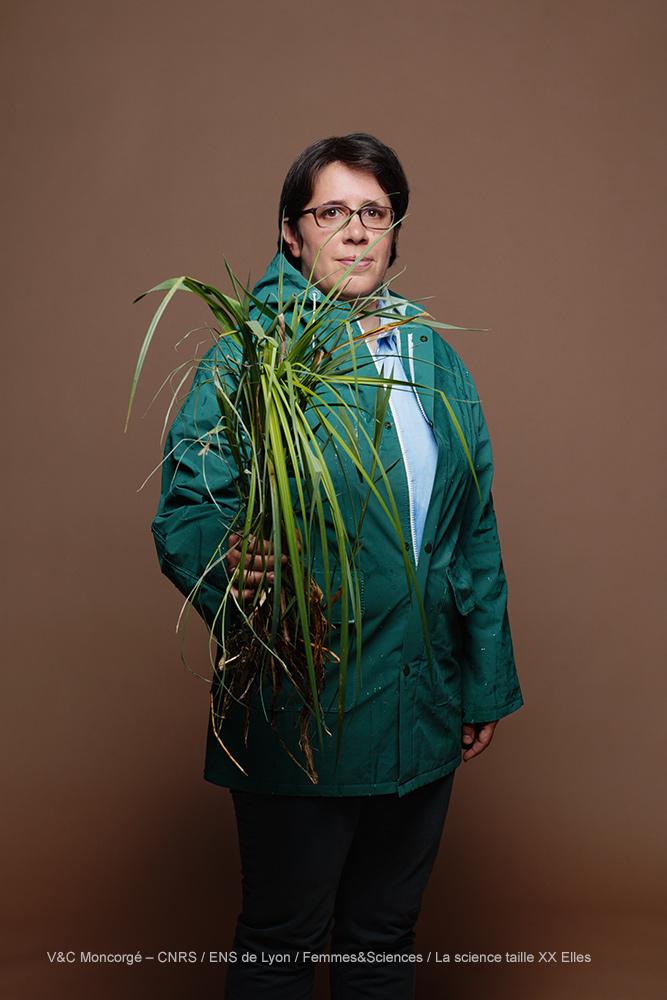 Sarah Pujalon, Chercheuse en écologie fonctionnelle